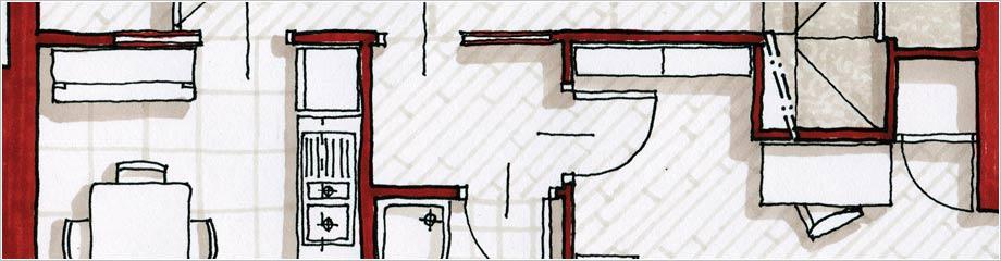 furniture design - progetto rapido di arredamento | architetture d ... - Arredamento Interni Progetti